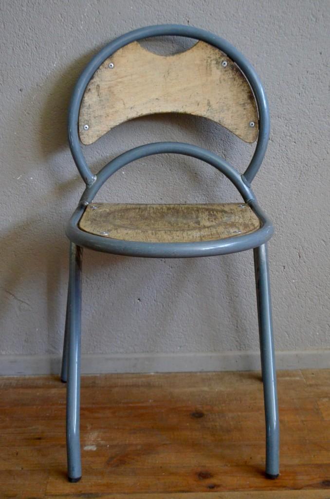 chaise christiane l 39 atelier belle lurette r novation de meubles vintage. Black Bedroom Furniture Sets. Home Design Ideas