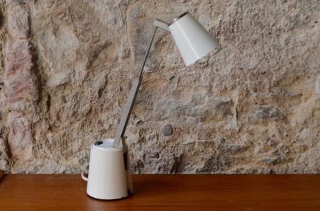 Lampe de bureau Lampette lampe pilule vintage modulable orientable veilleuse vintage  Space age Futurisme design