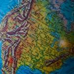 Globe terrestre Danois