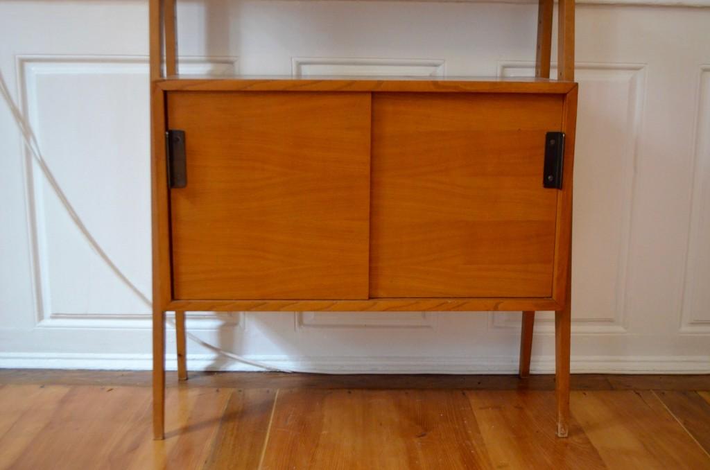 biblioth que andr simard l 39 atelier belle lurette r novation de meubles vintage. Black Bedroom Furniture Sets. Home Design Ideas