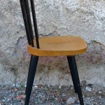 Chaises scandinaves Abelone