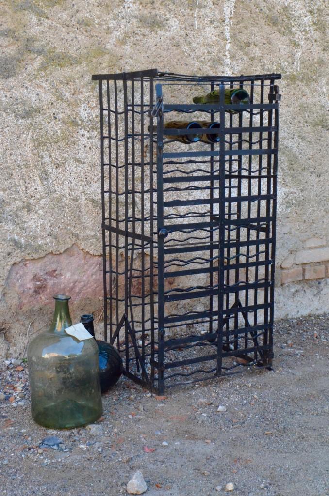 casier à bouteilles bacchus - l'atelier belle lurette, rénovation de
