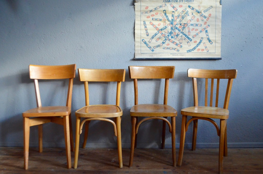 Chaises bistrot Ondine