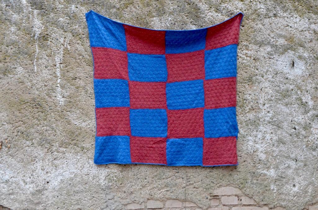 Couverture en laine Gayané
