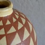 Grand vase Jean Garillon