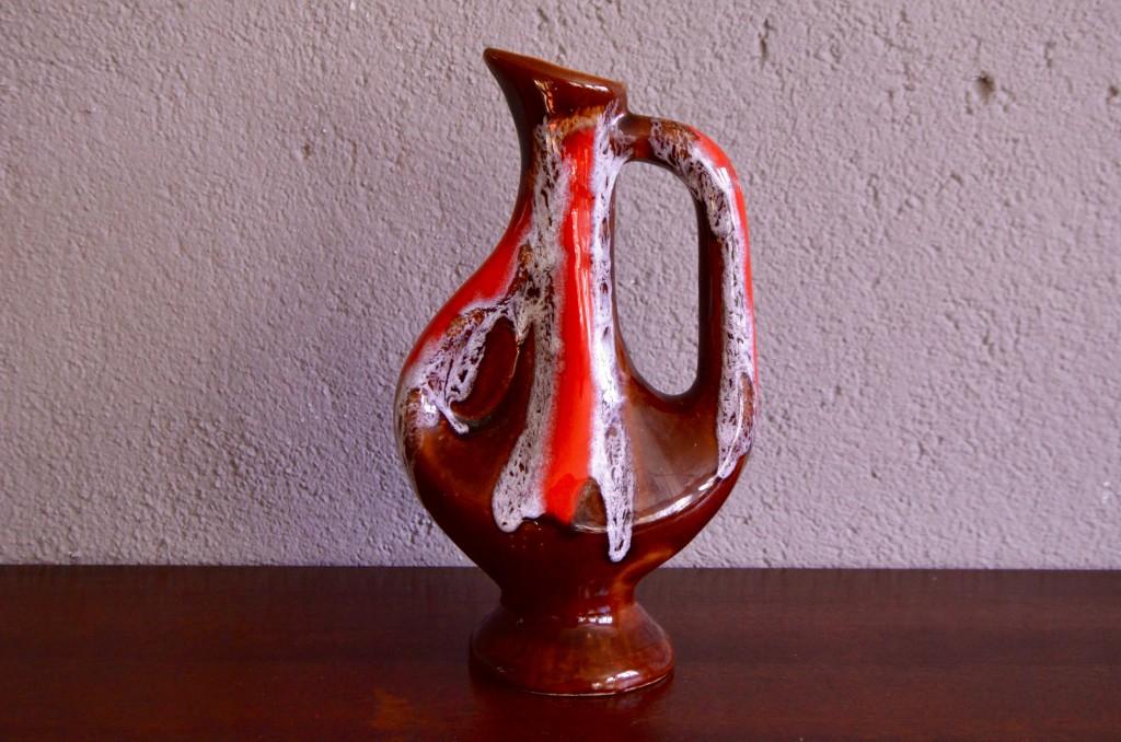 Vase pichet Vallauris