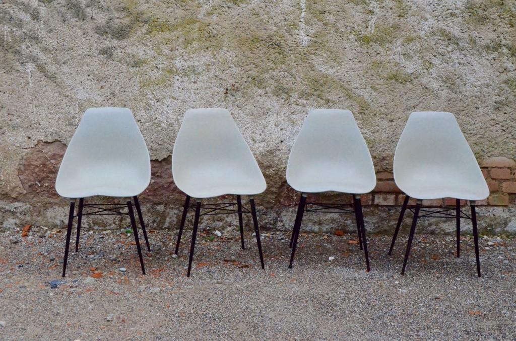 Série de chaises Plaxico