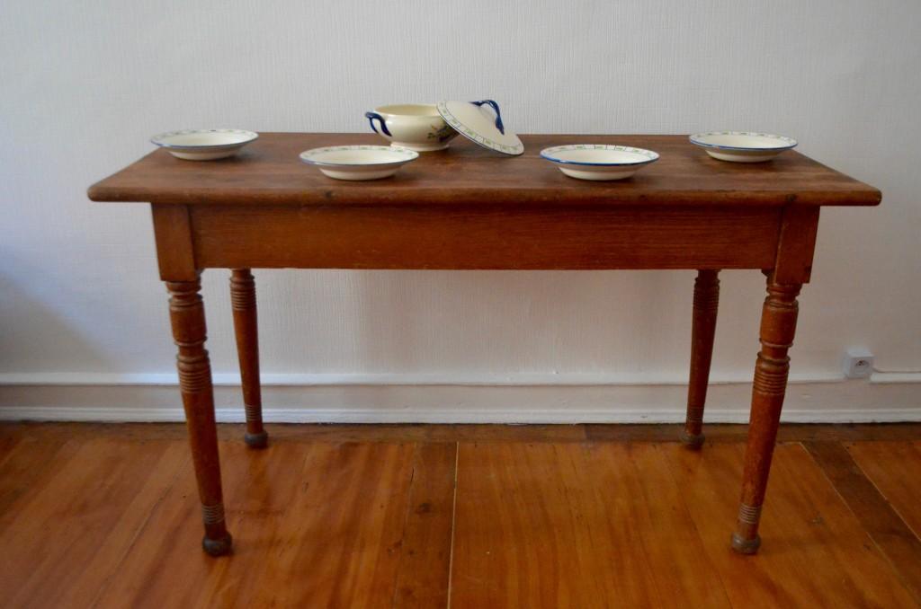 Table de brasserie Espérance