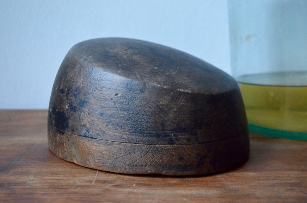 Forme à chapeau Fédora
