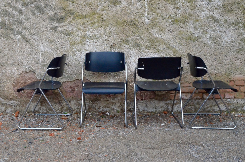 Série de chaises Wilkahn