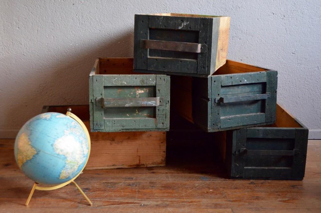 Tiroir Flemming Latelier Belle Lurette Rénovation De Meubles Vintage