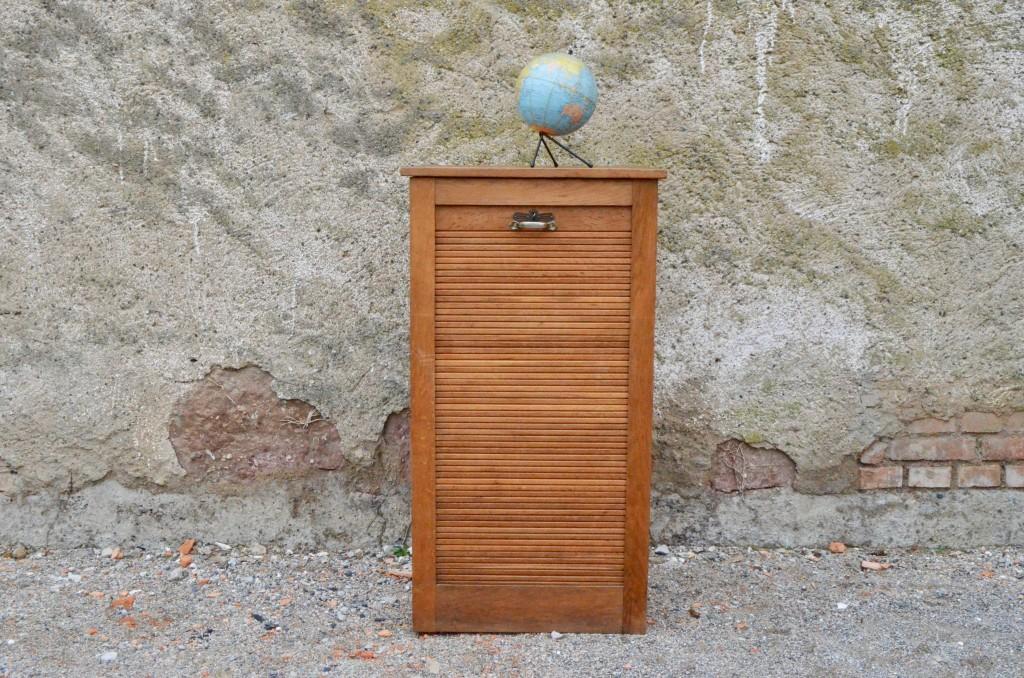 Meuble rideau mathurin l 39 atelier belle lurette r novation de meubles vintage - Meuble a rideau ...