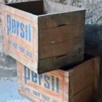 Caisse de lessive Persil