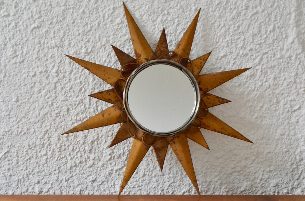 Miroir soleil Bertin