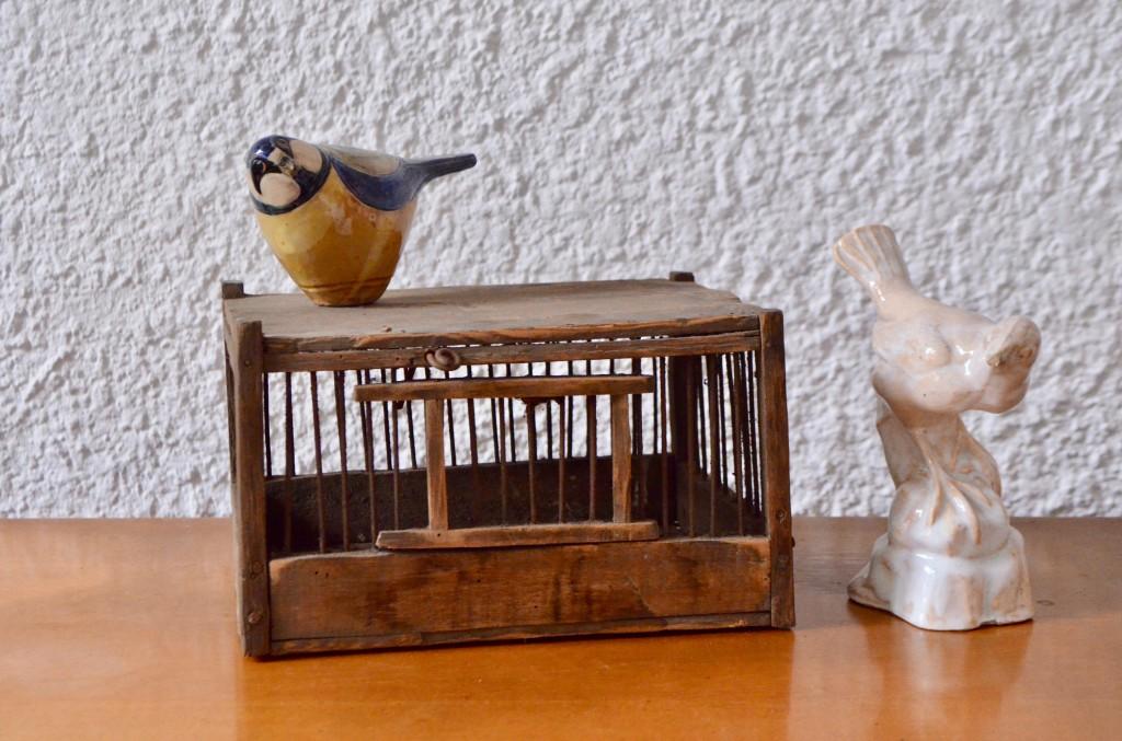 Cage à oiseaux Zélie
