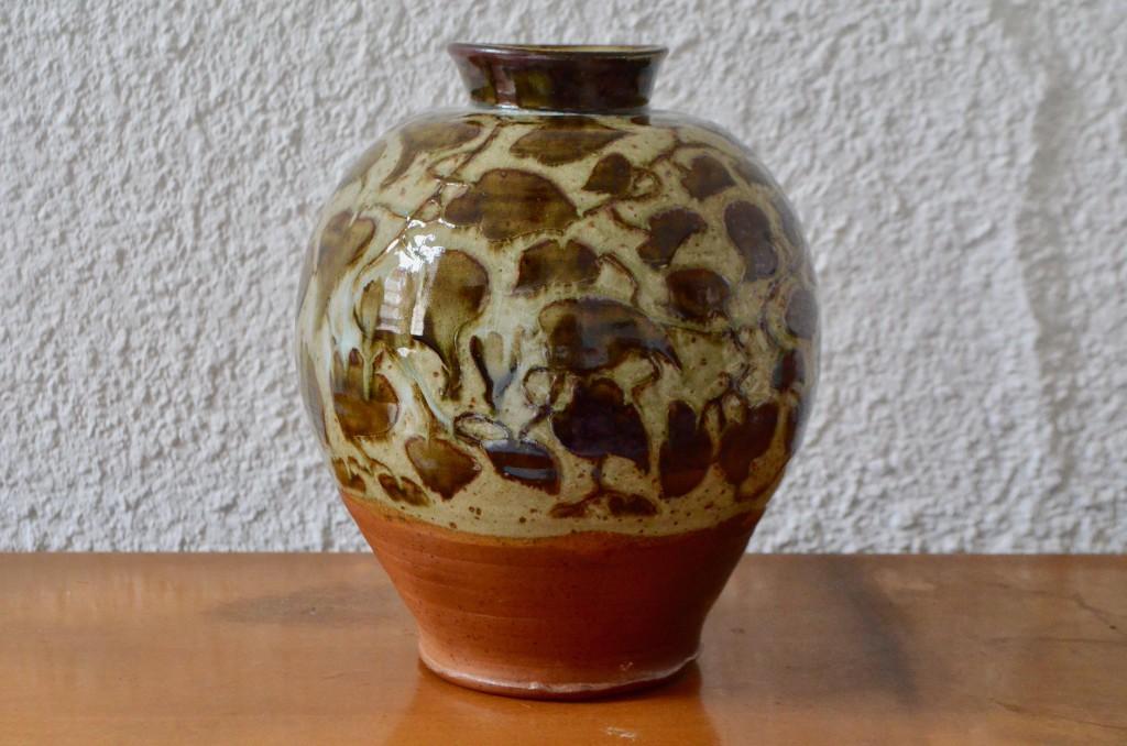 Grand vase Pierre-Yves Morvan