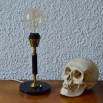 Lampe art déco Gisette