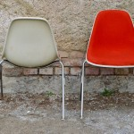 Chaise Charles & Ray Eames DSX