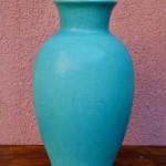 Vase Scheurich bleu givre 246/22
