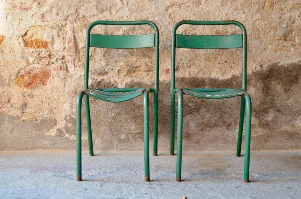 Duo de chaises Isabella