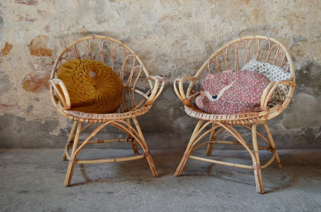 Paire de fauteuils Harry & Lloyd