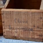 Boîte en bois Marcel