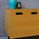 Enfilade meuble bas caisson hifi meuble TV svcandinave vintage rétro années 60 sixties minimaliste