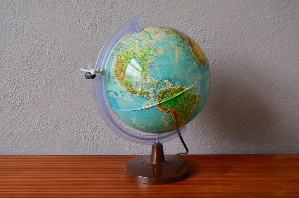 Globe lumineux Fernando