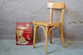 Chaise enfant vintage rétro  années 50  Baumann enfant idée cadeau