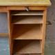 Bureau dactylo enfant ado vintage rétro mobilier d'administration