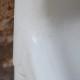 Chaise blanche de Carlo Bartoli pour Kartell  design vintage italien des seventies