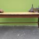 Table de drapier vintage rétro années 40