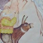 """Affiche scolaire """"La rhapsodie hongroise & Le vieil homme et Croquemignon"""""""