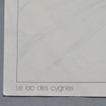 """Affiche scolaire """"Le Lac de Cygnes & La Moldau"""