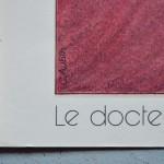 """Affiche scolaire """"L'enfant et le piano & Faust"""""""