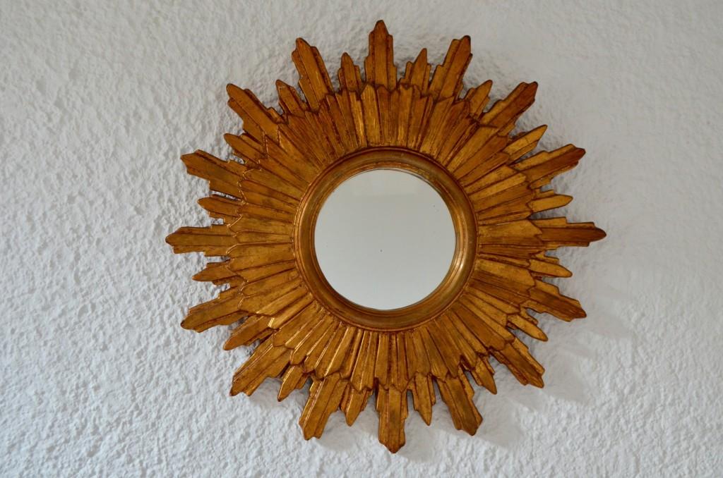 Miroir soleil Claudius