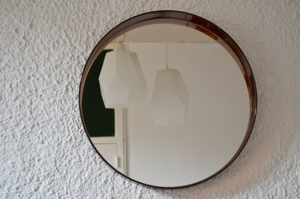 Miroir rond Syla