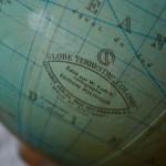 Globe terrestre Columbus