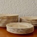 Service vaisselle ancienne de Sarreguemines