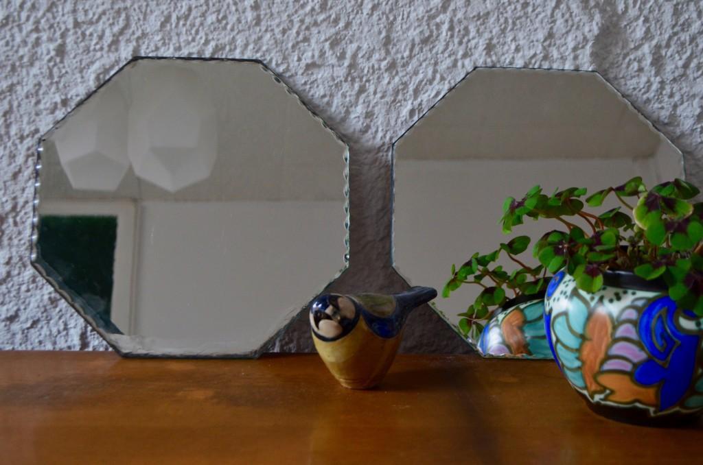 Miroirs Castor et Pollux