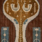 Tenture murale scandinave