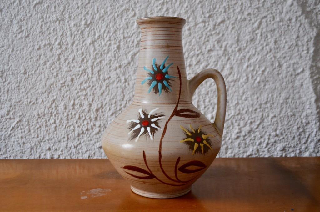 Vase aux fleurs