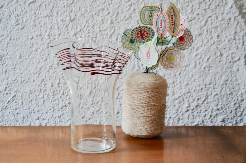 Vase mouchoir Flavio