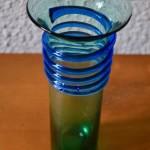 Vase à spirale