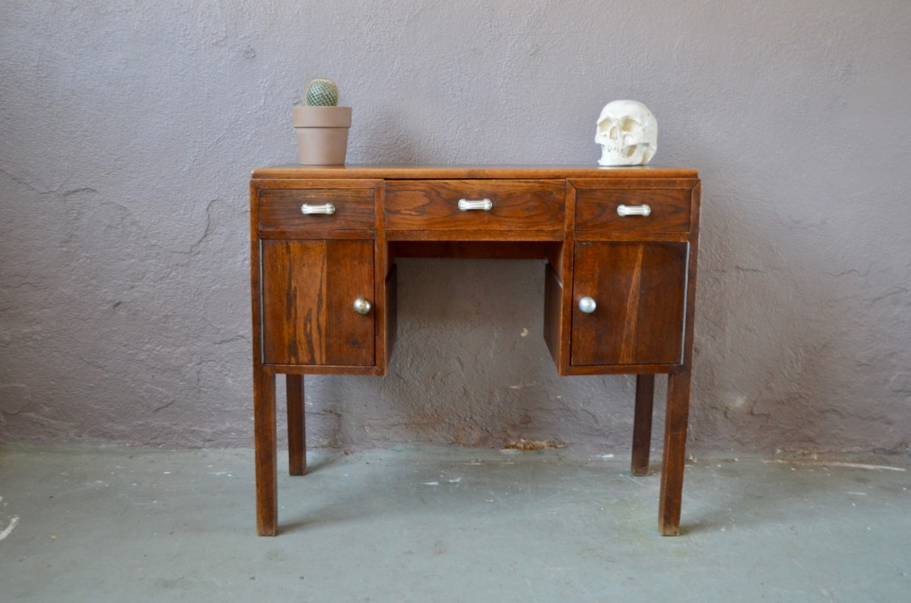 Bureau solal latelier belle lurette rénovation de meubles vintage
