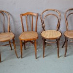 Chaises bistrot Romaine
