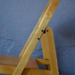 Paire de chaises pliantes Auréline
