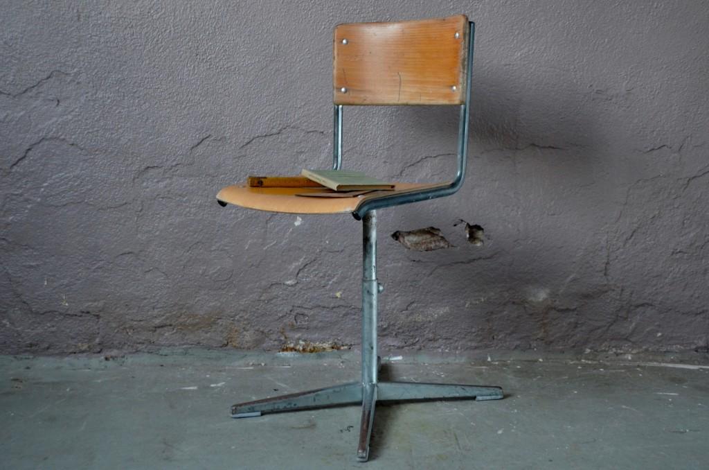 Chaise d'atelier Laurène