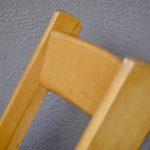 Paire de chaises pliantes Laurence