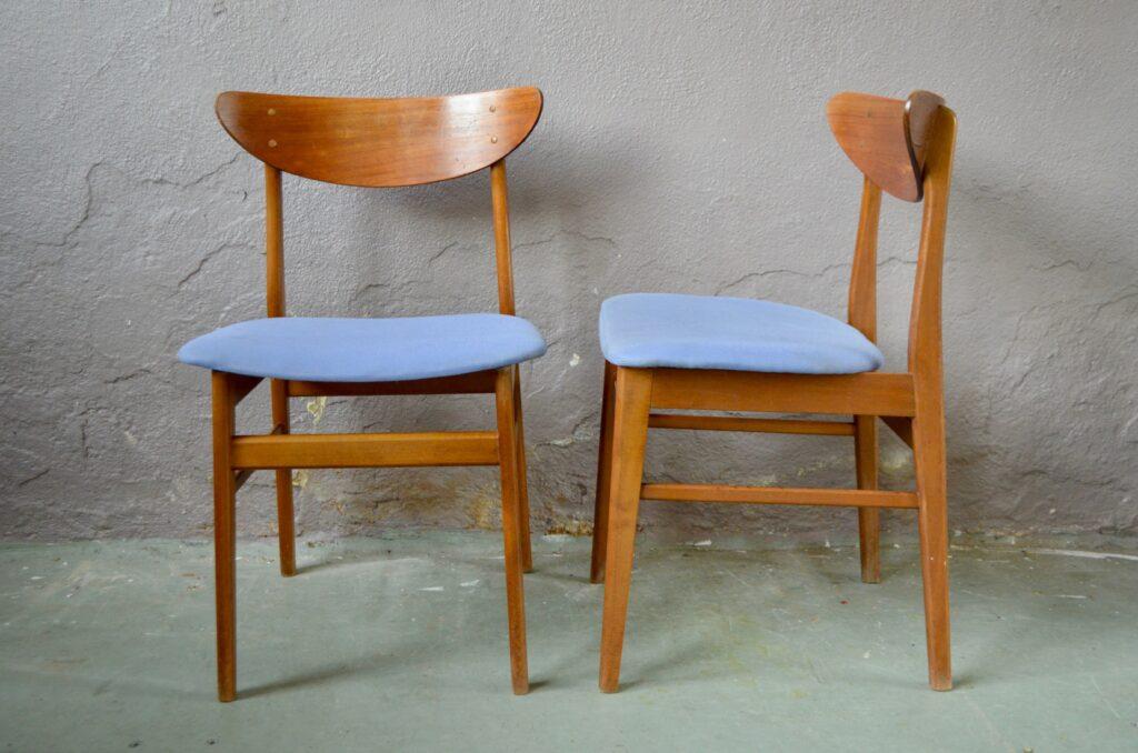Paire de chaises Farstrup Møbler